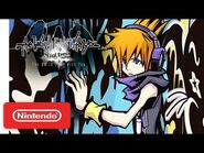 The World Ends with You- Final Remix - Launch Trailer - Nintendo Switch