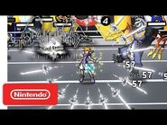 The World Ends with You- Final Remix - Pinning Down Battle - Info Trailer - Nintendo Switch