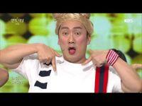 Twice - Cheer Up + Twice&김수영·송영길·이상훈 - TT 이 무대 '너무해!' 2016 KBS 연예대상 2부