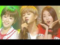 《MC Special Stage》 Seoung yeon X Jeong yeon X Minseok X TWICE @인기가요 Inkigayo 20160703