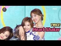 -Korean Music Wave- TWICE - Heart Shaker+ What is Love? DMC Festival 2018
