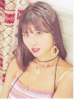 BDZ Arena Tour Card Set Momo