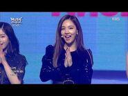 뮤직뱅크 Music Bank in chile Likey - Twice(트와이스) 20180411
