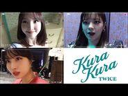 TWICE「Kura Kura」MV Member Making Video -Unit1