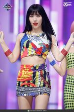 Momo Fancy MCountdown 1