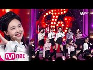 -TWICE - YES or YES- KPOP TV Show - M COUNTDOWN 181115 EP