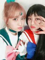 Jihyo Birthday IG Update 200201 11