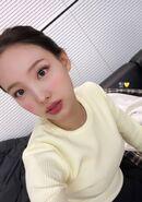 Nayeon IG Story Update 201125 2