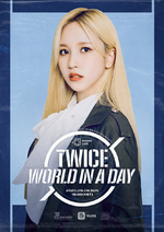 Mina World in A Day Poster