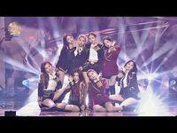 -제35회 골든디스크- 트와이스 - 'CRY FOR ME' + 'MORE & MORE'♪|JTBC 210110 방송