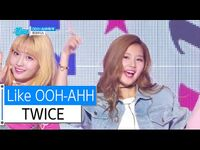 -HOT- TWICE - Like OOH-AHH, 트와이스 - OOH-AHH하게, Show Music core 20151128
