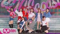 -TWICE - 1 to 10- Comeback Stage - M COUNTDOWN 161027 EP