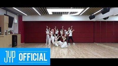 "TWICE ""Feel Special"" Dance Practice Video"