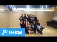 "TWICE(트와이스) ""OOH-AHH하게(Like OOH-AHH)"" Dance Practice NAME TAG Ver."