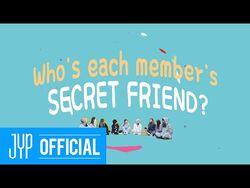 TW-LOG with SECRET FRIEND Teaser