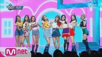 TWICE - I'm gonna be a star M COUNTDOWN 160609 EP