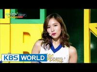 TWICE (트와이스) - Like OOH-AHH - Touchdown - CHEER UP -Music Bank - 2016.08
