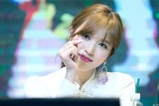 Yes Or Yes Yeouido Fansign Mina