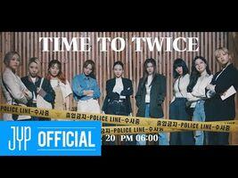 "TWICE REALITY ""TIME TO TWICE"" Crime Scene TEASER"