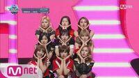 TWICE - Cheer Up KPOP TV Show l M COUNTDOWN 160519 EP