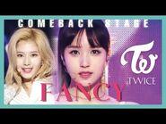-Comeback Stage- TWICE - FANCY , 트와이스 - FANCY Show Music core 20190427