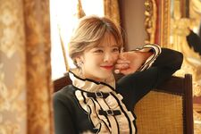 The Year Of Yes BTS Jeongyeon 2