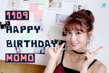 Birthday Momo 2017