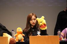 Yes Or Yes Sangnam Fansign Mina 8