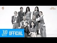 "TWICE ""Eyes wide open"" Jacket making film"
