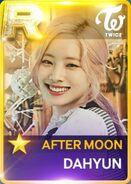 Dahyun SuperStar JYPNation AfterMoon R Card
