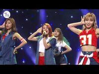 TWICE - CheerUp , 트와이스 - CheerUp -2016 Live MBC harmony with 박지윤의 FM데이트-