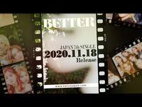 TWICE『BETTER』Information Video