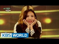 TWICE - Like OOH-AHH - 트와이스 - OOH-AHH 하게 -Music Bank K-Chart - 2015.11