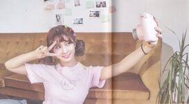 Twicetagram Scan Momo 2