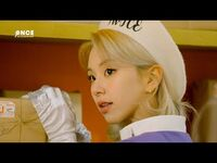 『TWICE in Wonderland』 OFFICIAL GOODS Making -CHAEYOUNG-