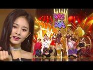 TWICE(트와이스) - YES or YES @인기가요 Inkigayo 20181111