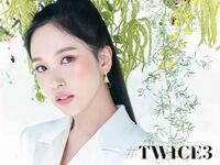 TWICE3 Mina special photo Japan Line event