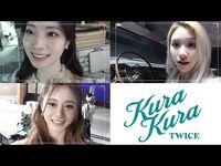 TWICE「Kura Kura」MV Member Making Video -Unit3