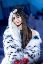 ONCE Halloween Fanmeeting Momo 6