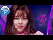 TWICE(트와이스)- FANCY -Music Bank COME BACK-2019.04