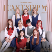 I Can't Stop Me (English ver.) album cover.png