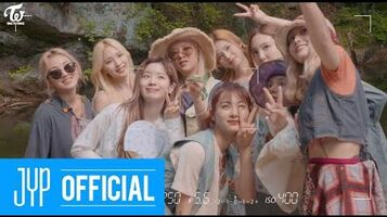 "TWICE REALITY ""TIME TO TWICE"" Healing Camping EP"
