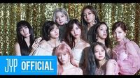 "TWICE TV ""Feel Special"" Jacket Shooting Behind"