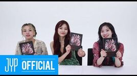 "TWICE's Album Unboxing ""MORE & MORE"" – DAHYUN CHAEYOUNG TZUYU"