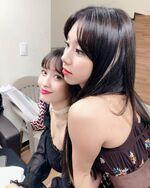 MoChaeng IG Update 181105