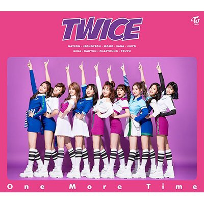 One More Time (Single)