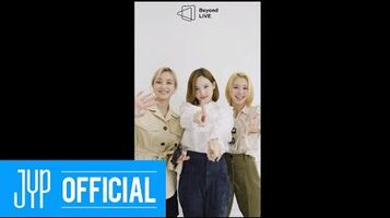 Beyond LIVE - TWICE World in A Day TWICE Relay Quiz in A Day 1