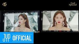 """TWICE """"Feel Special"""" M V Monitoring Clip 1"""