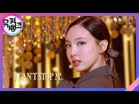 I CAN'T STOP ME - TWICE(트와이스) -뮤직뱅크-Music Bank- 20201030