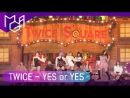 -2018 MGA- 트와이스(TWICE) - YES or YES